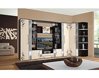 Купить гостиную Мебель Маркет Кватро Комплектация 3
