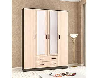 Купить шкаф ТЭКС Лагуна-016 комбинированный