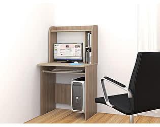 Стол ТЭКС Грета-1 (Ясень шимо) компьютерный