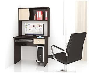 Стол ТЭКС Грета-4 (Венге) компьютерный