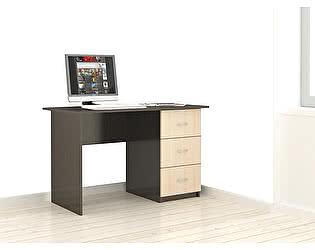 Купить стол ТЭКС Сити-1 (Венге) письменный