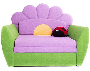 Купить диван Малина Цветочек