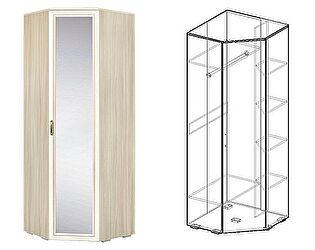 Купить шкаф Мебель Маркет Виктория угловой с зеркалом (540)
