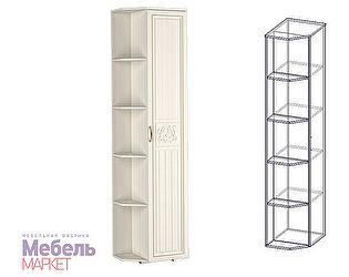 Купить шкаф Мебель Маркет Виктория стеллаж правый (540)