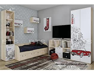 Детская комната BTS Сенди STREET BOY