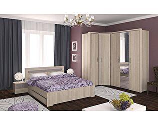 Купить спальню Интеди Спальня Моника Компоновка 1