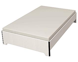 Кровать Глазов Эко 5 (90х200) бодега светлый