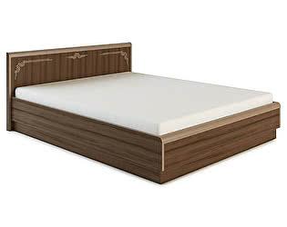 Кровать МДФ МСТ Оливия 1.3 с п/м и ящиком, 180х200 см