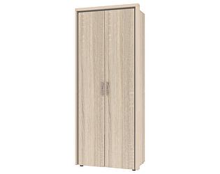 Шкаф Интеди Моника ИД 01.129 для платья и белья 2-х дверный