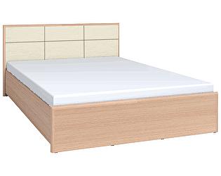 Кровать Глазов Амели Люкс 301+3.2 140х200 с основанием с подъемным механизмом