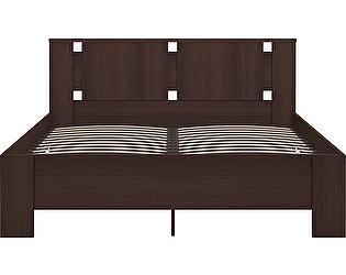Кровать Ижмебель Скандинавия 26 (180х200 см) с латами, без матраса снята спр-ва 22.09.2017