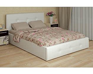 Кровать интерьерная Арника Линда 140х200 см с основанием 140 ножка 185 мм-5 шт