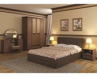 Кровать интерьерная Арника Линда 160х200 см с основанием 160 ножка 185 мм-5 шт