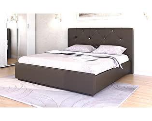 Кровать интерьерная Арника Лина 140х200 с основанием 140 ножка 185 мм-5 шт