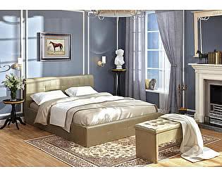 Кровать интерьерная Арника Линда 180х200 см с основанием 180 ножка 185 мм-5 шт