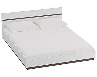 Кровать МебельГрад ВИГО 1600 с основанием, без матраса