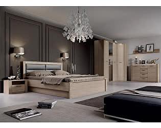 Спальня МебельГрад Элана Компоновка 1