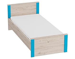 Кровать МебельГрад Скаут 900/2000 с основанием, без матраса