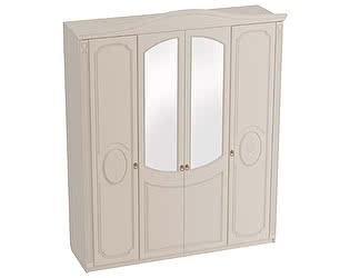Шкаф МебельГрад Верона 4-х дверный