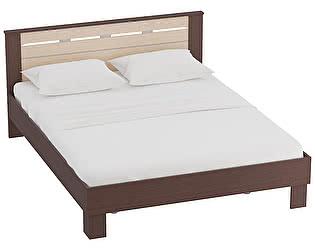 Кровать МебельГрад  Женева 1600 с основанием