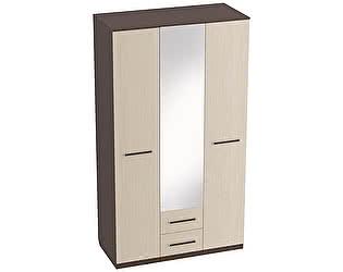 Шкаф МебельГрад  Женева 3-х дверный