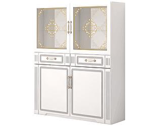 Шкаф комбинированный Ижмебель Виктория 39