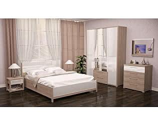 Купить спальню Ижмебель Вива Вариант компоновки 1