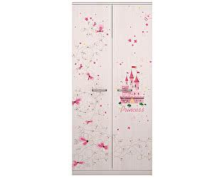 Купить шкаф Ижмебель Принцесса для одежды 1