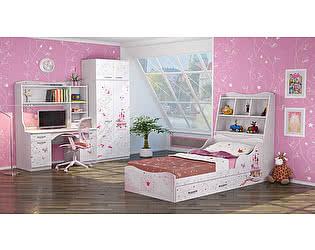 Детская комната Ижмебель Принцесса Компоновка 3