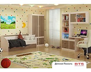 Детская комната BTS Паскаль компоновка 1