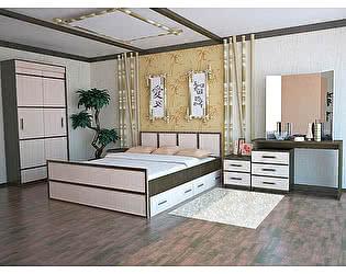 Купить спальню BTS Сакура Компоновка 3