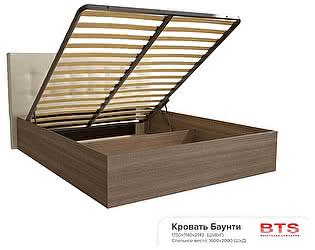 Кровать BTS Баунти с подъемным механизмом 160*200, без матраса