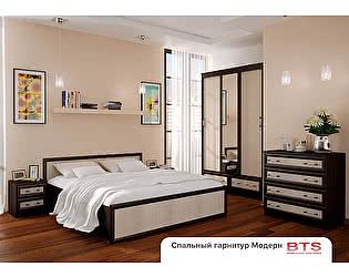 Купить спальню BTS Модерн Композиция 1