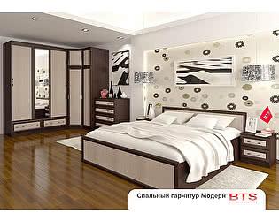 Купить спальню BTS Модерн Композиция 2