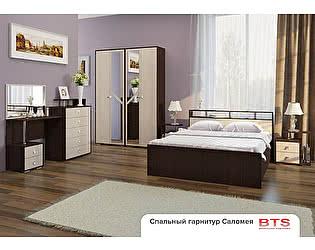 Купить спальню BTS Саломея Компоновка 1