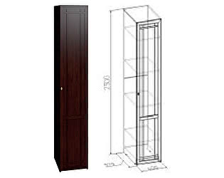 Шкаф для белья Глазов Sherlock611, правый (высота 2300 мм)