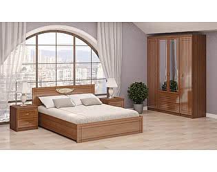Спальня Ижмебель Лондон композиция 1