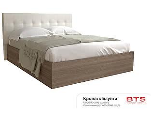 Кровать BTS Баунти 160*200 без матраса