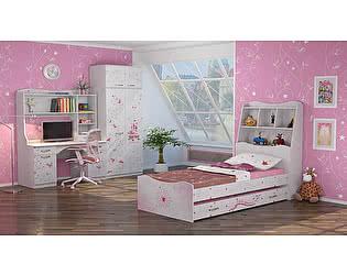 Детская комната Ижмебель Принцесса Компоновка 5