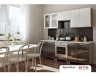 Модульная кухня BTS Титан Компоновка 1