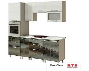 Модульная кухня BTS Титан Компоновка 2