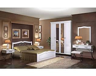 Купить спальню Ижмебель Лукреция компоновка 1