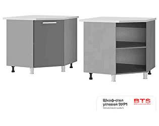 Шкаф-стол BTS Прованс 2, арт. 9УР1 угловой