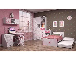 Детская комната Ижмебель Принцесса Компоновка 2