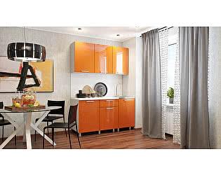 Кухня BTS Металлик Оранж 1,5