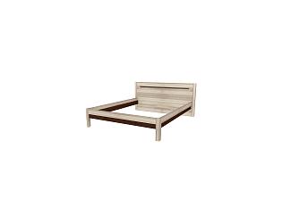 Кровать Заречье Афина модель А3 160х200