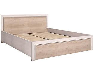 Кровать двойная Арника Мальта 7 1400, без основания, без матраса