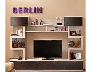 Купить гостиную Глазов МЦН Berlin 2  венге