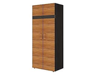Шкаф для одежды 1 Глазов Hyper (фасад палисандр)