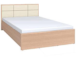 Кровать Глазов Амели Люкс 301 (140) без основания